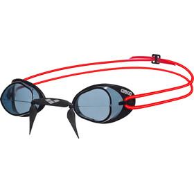 arena Swedix Swim Goggles smoke-red